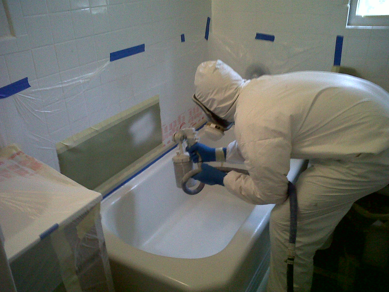 Official site of bathrooom resurface inc bathroom for Bathtub refinishing